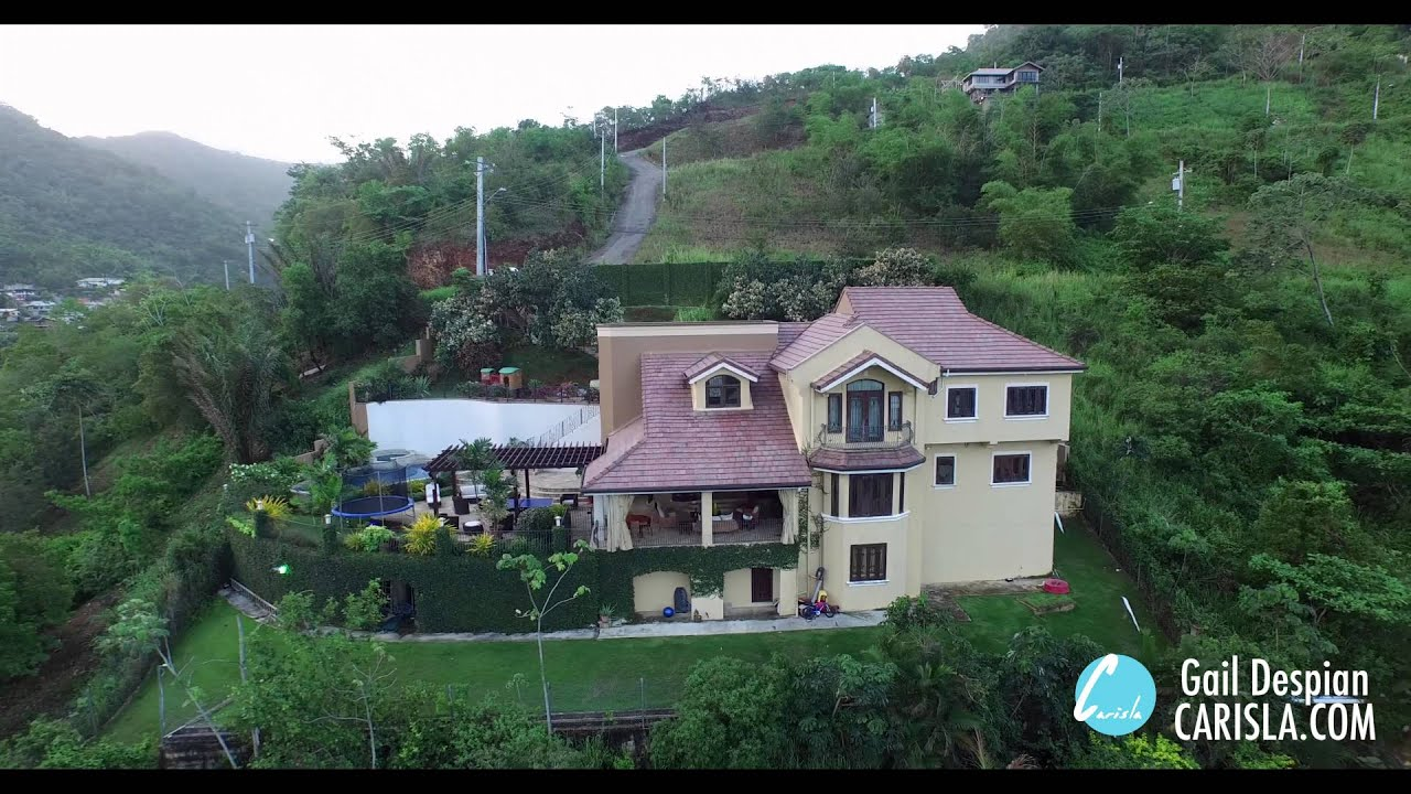 Glencoe estate luxury home trinidad tobago youtube for Trini homes