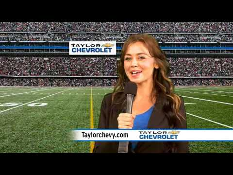 Taylor Chevrolet Commercial- Football - YouTube