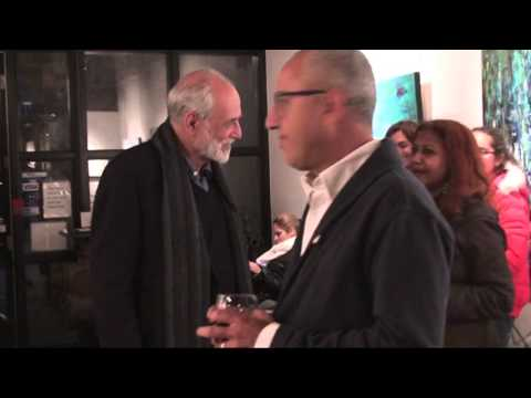 Aydin Aghdashloo's Exhibition - Arta Gallery - Toronto