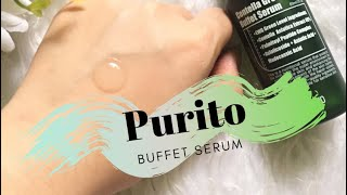 Hydrating Serum? : Purito Centella Green Level Buffet Serum