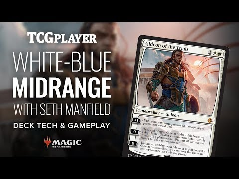 [MTG] DOM White-Blue Midrange   Seth Manfield