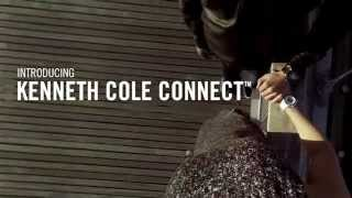Kenneth Cole Connect Watch Presentation