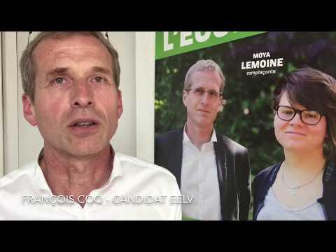 François Coq Législatives 2017