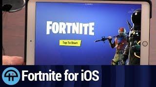 Comment obtenir Fortnite sur Ipad air, Ipod,ipad,tablet et tout autre produit Apple