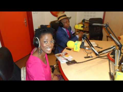 "Emission radio ""Ambiance africa"" - Le Chef Anto pour Africa break Festival 2016"