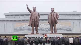 North Korea marks 75th birthday of fmr leader Kim Jong II