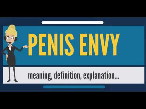 What is PENIS ENVY? What does PENIS ENVY mean? PENIS ENVY meaning, definition & explanation