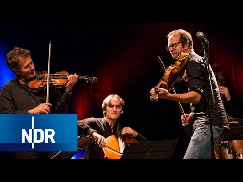 G-Strings: Night in Tunisia (live in Hamburg) | NDR Kultur Neo