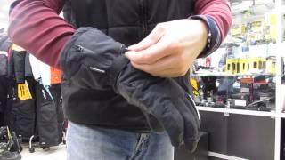gloves ski doo brp electro