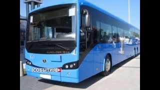 Современные автобусы появились на маршруте №24