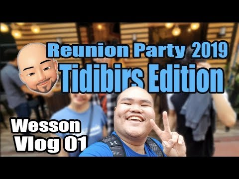 Reunion Party (Tidibirs Edition)
