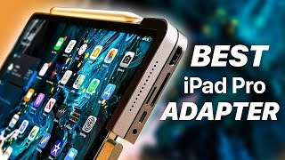 Gambar cover iPad Pro | The BEST USB-C Adapter On the Market (2019)