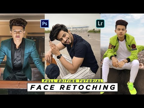 Skin Smooth Like Mr Faisu & Riyaz Editing Photoshop Tutorial Step Very Easy thumbnail