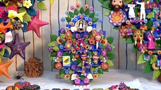 El Árbol de la vida es una tradición de Metepec, Estado de México