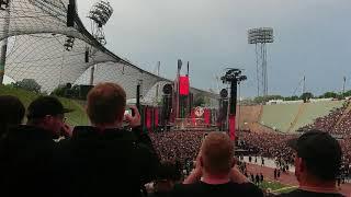 Rammstein - Tattoo - (LIVE München 09.06.2019)