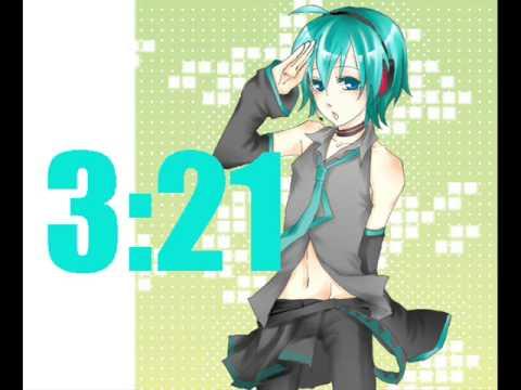 【MIKUO】 3:21 【初音ミクオ】