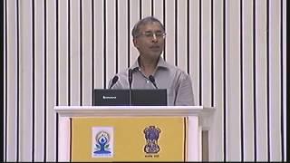 INTERNATIONAL CONFERENCE ON YOGA FOR HOLISTIC HEALTH  VIGYAN BHAWAN, NEW DELHI  JUNE 21,2015 video 3