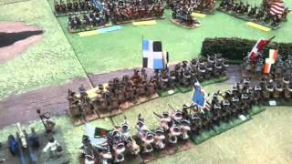 Battle of Ramillies at the WHC part 2.