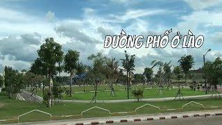 Dạo quanh SAVANNAKHET thành phố Lào | Du lịch Lào