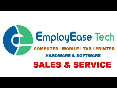 COMPUTER HARDWARE / SOFTWARE SALES & SERVICE