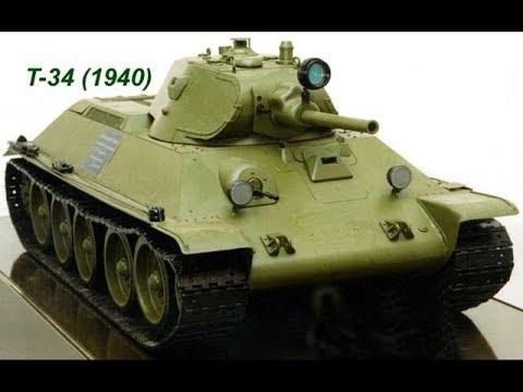 Т-34 - танк НЕСБЫВШИХСЯ НАДЕЖД.  Сообщение #33. Мелочь, которая в 1941г. решила все. О танках.