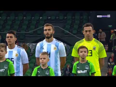 Argentina vs. Nigeria [FULL MATCH] (International Friendly)