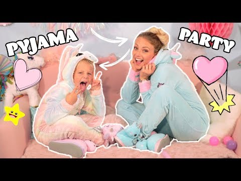 ♡•-notre-1ère-pyjama-party-!-•♡