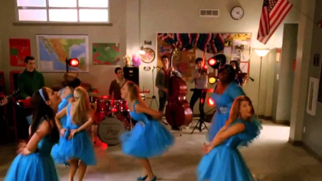Glee Tell Him Performance YouTube