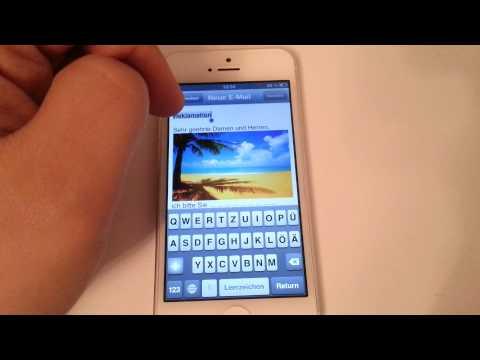 NEUE NANO SIM KARTE AKTIVIEREN VODAFONE IPHONE 6