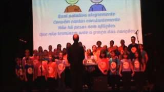02 Coral infantil da UFV   Ouça bem meu caro amigo   W  A  Mozart   cãnone
