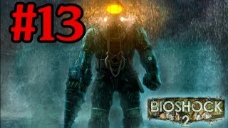 Bioshock 2 Big Brass Balls Walkthrough Part 13 Xbox360 1080p