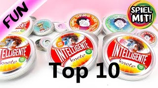 top 10 intelligente knete crazy aarons thinking putty