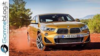 2018 New BMW X2   TEST Drive
