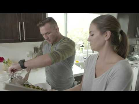 Be Like: Michael Chandler |  Honey Sriracha Brussel Sprouts Recipe