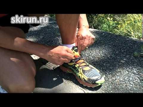 a72b79cc Школа Бега СкиРан: как правильно шнуровать беговые кроссовки?
