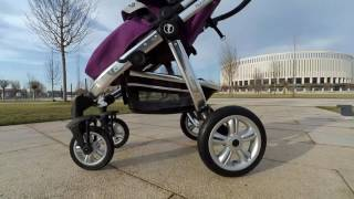 Обзор детской коляски Alabeibei