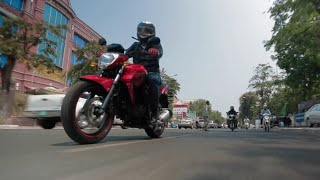 Yamaha FZ New Model driving around the Phnom Penh city | Explore the Phnom Penh city with Yamaha FZ