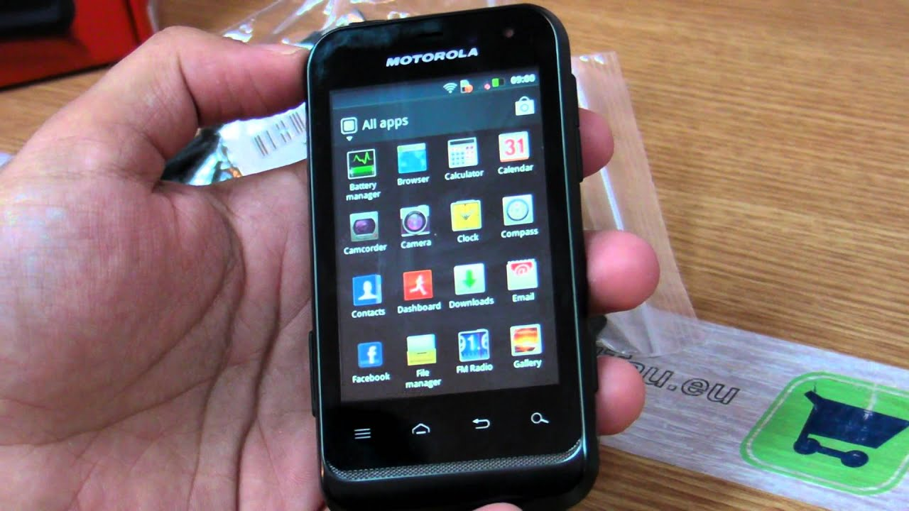 motorola defy mini xt320 review hd in romana www telefonultau rh youtube com Motorola Defy Case Motorola Defy Accessories