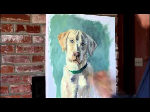 yellow-lab---speed-paint