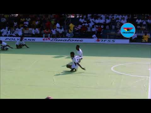 Ghana beats Togo to lift 2017 Skate Soccer Unity Cup