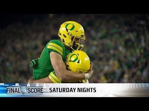 Recap: Justin Herbert returns, pushes Oregon football to bowl eligibility with win over Arizona