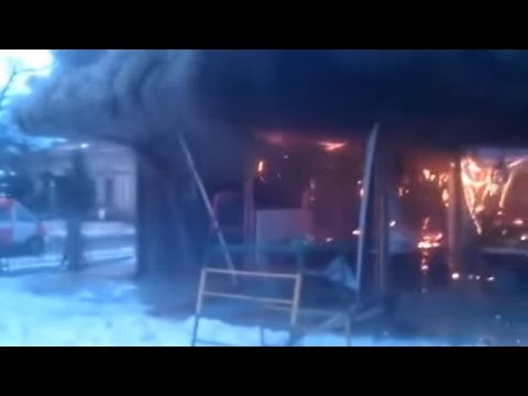 Ukraine War - Bomb explodes at the cafe in Odessa oblast in Ukraine