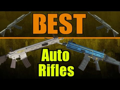 The Division: Best High-End Gold Auto Rifles. The Top 3, and how you can maximize Their DPS.