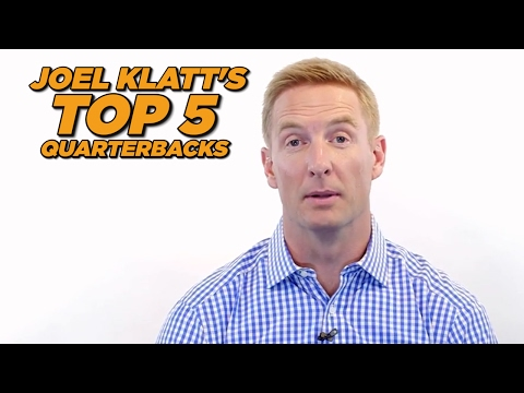 Top 5 NFL Draft  Quarterback Prospects   Joel Klatt   THE HERD