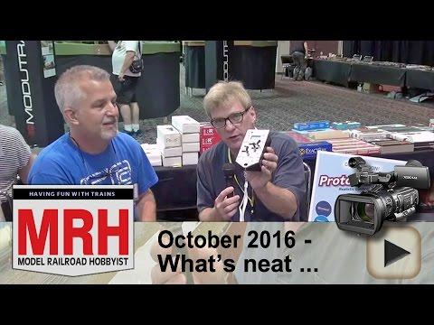 What's neat - Oct 2016 column | Model railroad tips | Model Railroad Hobbyist | MRH