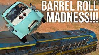 Barrel Roll Madness - Forza Horizon 3 (Epic Stunt Montage)