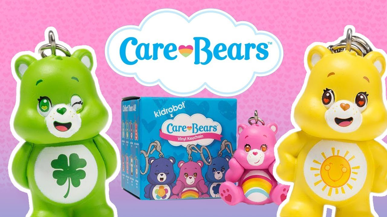 The Cutest Care Bears Surprise Blind Boxes Toy Box