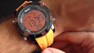 Zegarek SMAEL 1145 z AliExpress -recenzja