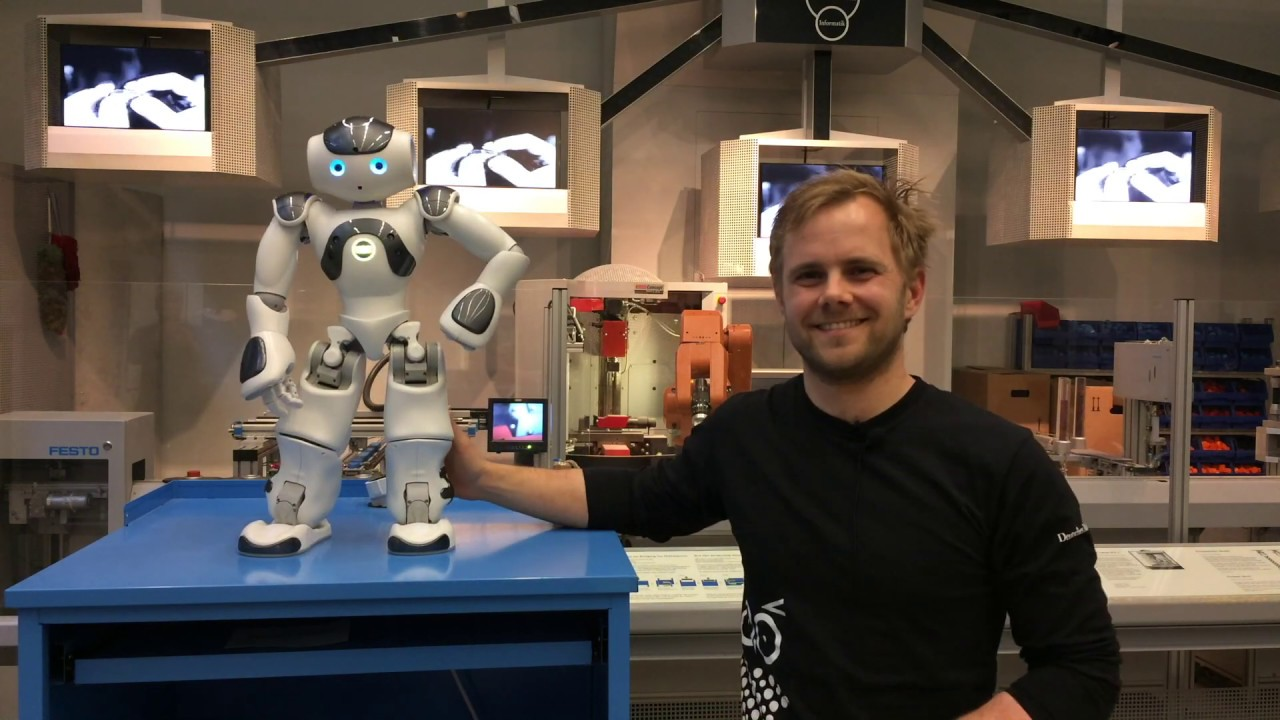 Roboter Anleitung