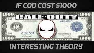 COD Should Cost $1000? What If It Did? (Modern Warfare Remastered)